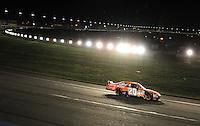 Feb 24, 2008; Fontana, CA, USA; NASCAR Sprint Cup Series driver Tony Stewart during the Auto Club 500 at Auto Club Speedway. Mandatory Credit: Mark J. Rebilas-US PRESSWIRE