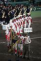 Chiben Gakuen team group, MARCH 31, 2016 - Baseball : The players of Chiben Gakuen walk during the closing ceremony of the Japanese High School Baseball Invitational Tournament final match Takamatsu Commercial 1-2 Chiben Gakuen at Hanshin Koshien Stadium in Nishinomiya, Hyogo, Japan. (Photo by BFP/AFLO)