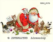 GIORDANO, CHRISTMAS SANTA, SNOWMAN, WEIHNACHTSMÄNNER, SCHNEEMÄNNER, PAPÁ NOEL, MUÑECOS DE NIEVE, paintings+++++,USGI2170,#X#