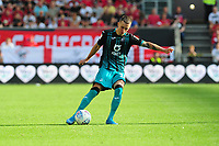 Bersant Celina of Swansea City in action during the Sky Bet Championship match between Bristol City and Swansea City at Ashton Gate in Bristol, England, UK. Saturday 21 September 2019