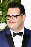 NEW YORK, NY - JUNE 11:  Josh Gad attends the 71st Annual Tony Awards at Radio City Music Hall on June 11, 2017 in New York City.  (Photo by Walter McBride/WireImage)