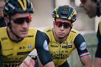 Dylan Groenewegen (NED/LottoNL-Jumbo) pre-race<br /> <br /> 8th Primus Classic 2018 (1.HC)<br /> 1 Day Race: Brakel to Haacht (193km / BEL)