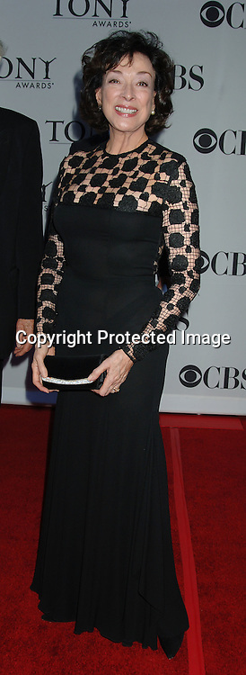Dixie Carter..arriving at the 60th Annual Tony Awards on June11, 2006..at Radio City Music Hall. ..Robin Platzer, Twin Images
