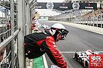 Lucas Di Grassi (BRA) / Loic Duval (FRA) / Tom Kristensen (DNK) / Car #1 LMP1 Audi Sport Team Joest (DEU) Audi R18 e-tron quattro  Mechanic Showing Respect6 - 6 Hours of Sao Paulo at Interlagos Circuit - Sao Paulo - Brazil