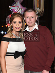 Emma Kerr celebrating her 21st birthday in the Thatch with boyfriend Darragh O'Connell. Photo:Colin Bell/pressphotos.ie