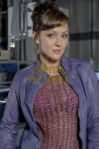 Crystal Lowe<br /> in Primeval: New World (2012) <br /> *Filmstill - Editorial Use Only*<br /> CAP/FB<br /> Image supplied by Capital Pictures