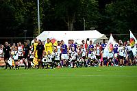 ROLDE - Voetbal, FC Groningen - FC Emmen, voorbereiding seizoen 2018-2019,  21-07-2018,     opkomst spelers