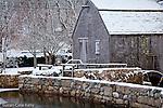 Dexter's Gristmill in Sandwich, Cape Cod, MA, USA