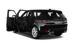 Car images close up view of a 2018 Land Rover Range Rover Sport HSE Dynamic 5 Door SUV doors