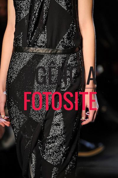 New York, EUA &ndash; 08/02/2013 - Desfile de Helmut Lang durante o New York Fashion Week  -  Inverno 2013. <br /> Foto: Firstview/FOTOSITE