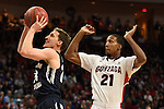 BYU 1415 BasketballM 4thRound (Finals) vs Gonzaga