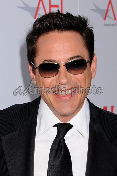 12 June 2008 - Hollywood, California - Robert Downey Jr. 36th Annual AFI Life Achievement Award at the Kodak Theatre. Photo Credit: Byron Purvis/AdMedia