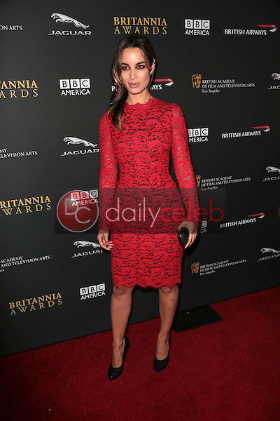 Berenice Marlohe<br /> at the 2013 BAFTA LA Jaguar Britannia Awards, Beverly Hilton Hotel, Beverly Hills, CA 11-09-13<br /> Dave Edwards/DailyCeleb.com 818-249-4998