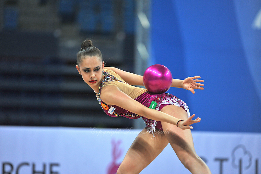 RITA MAMUN of Russia @ 2014 World Cup Pesaro, April 11th.