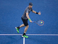 ANDY MURRAY (GBR)<br /> The US Open Tennis Championships 2014 - USTA Billie Jean King National Tennis Centre -  Flushing - New York - USA -   ATP - ITF -WTA  2014  - Grand Slam - USA  28th August 2014. <br /> <br /> &copy; AMN IMAGES