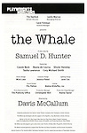 Theatre credits:  for 'The Whale' starring Cassie Beck (Liz), Reyna de Courcy (Ellie),  Shuler Hensley (Charlie), Tasha Lawrence (Mary) and Cory Michael Smith (Elder Thomas); at Playwrights Horizons' Peter Jay Sharpe Theater in New York City on 11/05/2012
