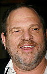 Harvey Weinstein arriving for the Opening Night performance of FROST NIXON at the Bernard B. Jacobs Theatre in New York City.<br />