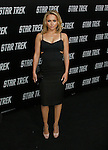"""HOLLYWOOD, CA. - April 30: Hayden Panettiere arrives at the Los Angeles premiere of """"Star Trek"""" at the Grauman's Chinese Theater on April 30, 2009 in Hollywood, California.a"""