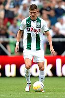 GRONINGEN - Voetbal, FC Groningen - Werder Bremen, voorbereiding seizoen 2018-2019, 29-07-2018, FC Groningen speler Ajdin Hrustic