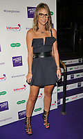 Vogue Williams at the Specsavers' Spectacle Wearer of the Year Awards 2017, 8 Northumberland Avenue, Northumberland Avenue, London, England, UK, on Tuesday 10 October 2017.<br /> CAP/CAN<br /> &copy;CAN/Capital Pictures