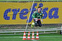 SÃO PAULO, SP, 27.07.2016 – FUTEBOL-PALMEIRAS - Vagner durante treino técnico na Academia de Futebol na Barra Funda,zona oeste de São Paulo, na tarde desta quarta-feira (27). (Foto: Renato Gizzi/Brazil Photo Press)
