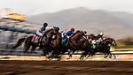 ARCADIA, CA - DECEMBER 30: The Field breaks from the gate for race 6 at Santa Anita Park on December 30, 2017 in Arcadia, California. (Photo by Alex Evers/Eclipse Sportswire/Getty Images)