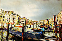 The Grand Canal - Venice, Italy