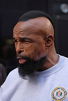 www.acepixs.com<br /> <br /> April 11 2017, New York City<br /> <br /> Actor Mr T (Laurence Tureaud) made an appearance at Good Morning America on April 11 2017 in New York City<br /> <br /> By Line: Curtis Means/ACE Pictures<br /> <br /> <br /> ACE Pictures Inc<br /> Tel: 6467670430<br /> Email: info@acepixs.com<br /> www.acepixs.com