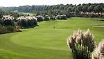 WERVERSHOOF - Hole 3 . Golfbaan de Vlietlanden. COPYRIGHT KOEN SUYK