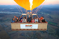 20160615 June 15 Hot Air Balloon Gold Coast