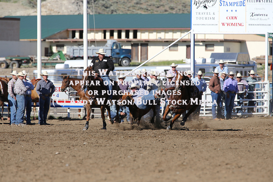 Stockton Graves Cody PRCA rodeo. 6/30 Slack. Photo by Andy Watson. All Photos (C) Watson Rodeo Photos, INC. Any use must have written Permission.
