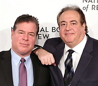Brian Currie and Nick Vallelonga attends the 2019 National Board Of Review Gala at Cipriani 42nd Street on January 08, 2019 in New York City. <br /> CAP/MPI/WMB<br /> ©WMB/MPI/Capital Pictures