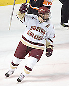 Chris Collins - Boston College defeated Princeton University 5-1 on Saturday, December 31, 2005 at Magness Arena in Denver, Colorado to win the Denver Cup.  It was the first meeting between the two teams since the Hockey East conference began play.