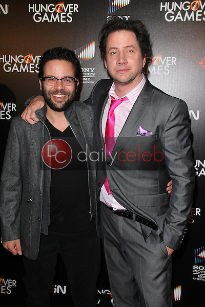 Stu Stone, Jamie Kennedy<br />