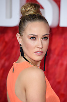 Nicole O'Neill at the &quot;Red Sparrow&quot; premiere at the Vue West End, Leicester Square, London, UK. <br /> 19 February  2018<br /> Picture: Steve Vas/Featureflash/SilverHub 0208 004 5359 sales@silverhubmedia.com