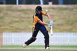 NELSON, NEW ZEALAND - FEBRUARY 26: D'Arcy Cup Qualifier - Nelson College 1st XI v Marlborough College 1st XI. 26 February 2020. Saxton Oval, Nelson, New Zealand. (Photo by Chris Symes/Shuttersport Limited)