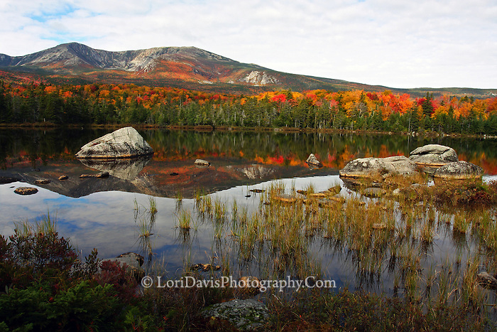 #L31 Autumn at Sandy Stream Pond