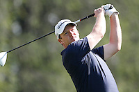 Marcus Fraser (AUS) on the 14th on the 1st day of the Omega European Masters, Crans-Sur-Sierre, Crans Montana, Switzerland..Picture: Golffile/Fran Caffrey..