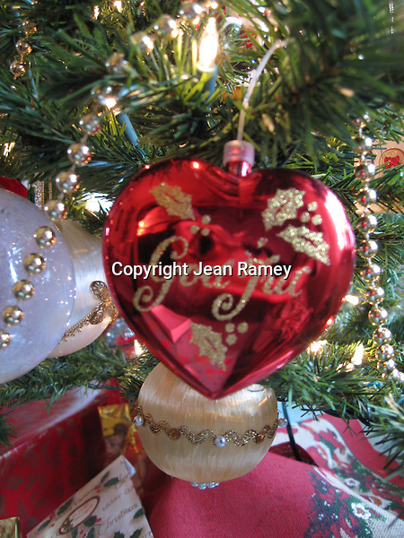 God Jul Christmas Ornament
