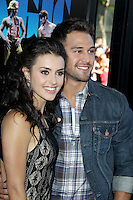 Kathryn McCormick and Ryan Guzman at the premiere of 'Magic Mike' at the closing night of the 2012 Los Angeles Film Festival held at Regal Cinemas L.A. Live on June 24, 2012 in Los Angeles, California. © mpi25/MediaPunch Inc. /NORTEPHOTO.COM<br />