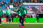 15.02.2020, Red Bull Arena, Leipzig, GER, 1.FBL, RB Leibzig vs SV Werder Bremen<br /> <br /> DFL REGULATIONS PROHIBIT ANY USE OF PHOTOGRAPHS AS IMAGE SEQUENCES AND/OR QUASI-VIDEO.<br /> <br /> im Bild / picture shows<br /> <br /> Nick Woltemade (werder Bremen #41)<br /> <br /> Foto © nordphoto / Kokenge
