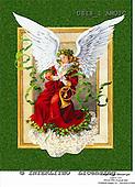 Ingrid, HOLY FAMILIES, HEILIGE FAMILIE, SAGRADA FAMÍLIA, paintings+++++,USIS1AM01C,#XR# angels ,vintage
