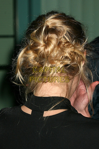 "EMILIE DE RAVIN.An Evening With ""Lost"" presented by The Academy of Television Arts & Sciences at the Leonard Goldenson Theatre, North Hollywood, California, USA, .13 January 2007..portrait headshot plaits braid in haiback behind.CAP/ADM/BP.©Byron Purvis/AdMedia/Capital Pictures."