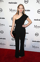 WEST HOLLYWOOD, CA - JANUARY 11: Danielle Lauder, at Marie Claire's Third Annual Image Makers Awards at Delilah LA in West Hollywood, California on January 11, 2018. <br /> CAP/ADM/FS<br /> &copy;FS/ADM/Capital Pictures