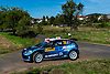 FORD Fiesta R5 MkII #24, Eric CAMILLI (FRA)-Benjamin VEILLAS (FRA), DEUTSCHLAND RALLY 2019