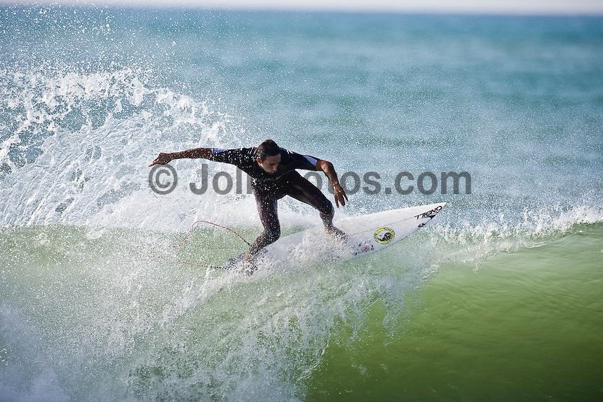 ROY POWERS (USA) surfing at Hossegor in the South West region of France. Photo: joliphotos.com