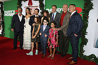WESTWOOD, CA - NOVEMBER 5: Mel Gibson, Alessandra Ambrosio, Mark Wahlberg, Scarlett Estevez, Didi Costine, Owen Vaccaro, Will Ferrell, John Lithgow and John Cena at the premiere of Daddy's Home 2 at the Regency Village Theater in Westwood, California on November 5, 2017. Credit: Faye Sadou/MediaPunch