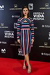 Clara Alvarado attends to 'Como la Vida Misma' film premiere during the 'Madrid Premiere Week' at Callao City Lights cinema in Madrid, Spain. November 12, 2018. (ALTERPHOTOS/A. Perez Meca)