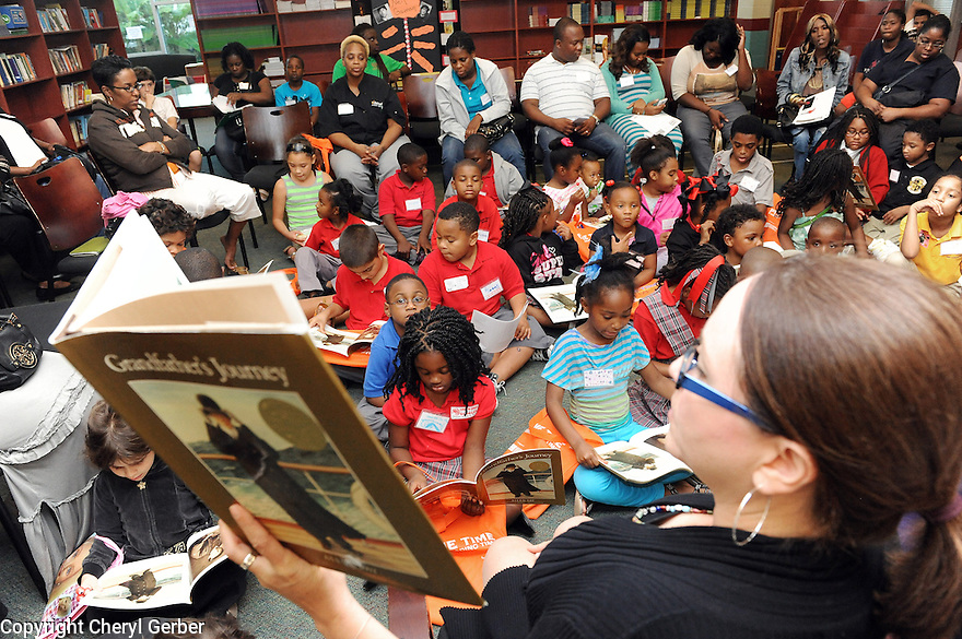 Prime Time reading program by LEH