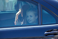 First official visit of Princess Leonor of Spain